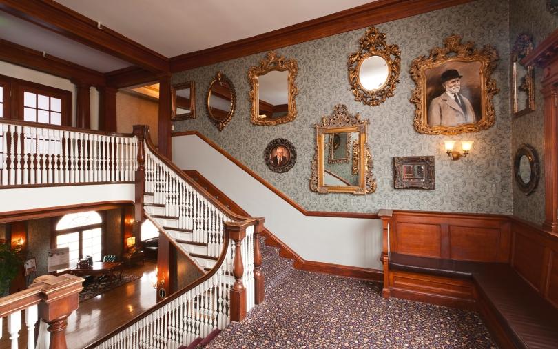 Stanley-Hotel-stairwell